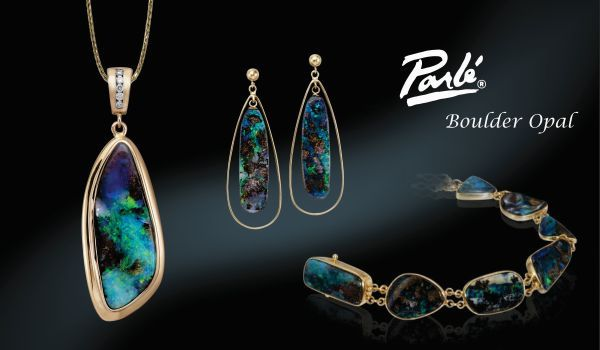 Boulder Opal Collection