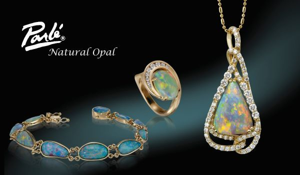 Natural Opal Collection