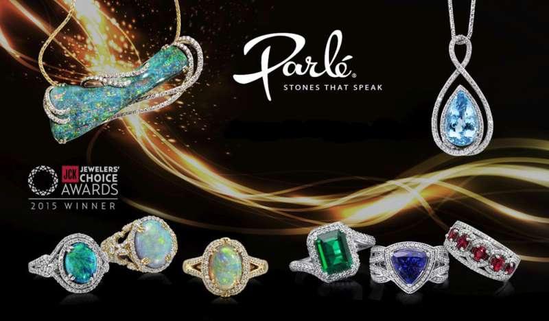 JCK Jewelers Choice Award 2016 Ad