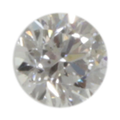 3.3-3.4mm Round Diamond (0.13 ct)