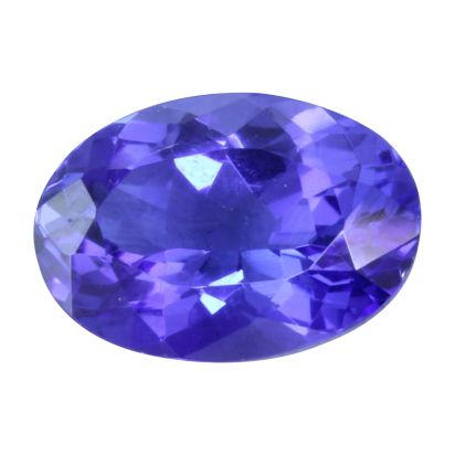 5x7 Oval Tanzanite (0.75 ct)