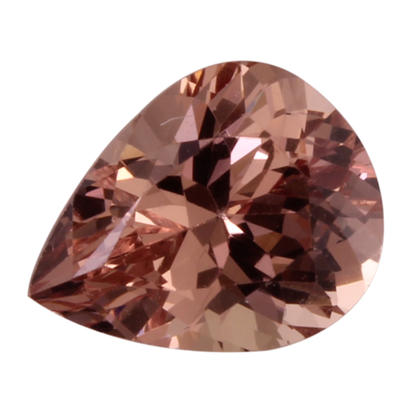 8x6 Pear Lotus Garnet (1.32 ct)