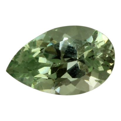 8x5 Pear Mint Garnet (1.09 ct)