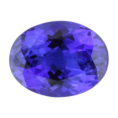 9x7 Oval Tanzanite (2.20 ct)