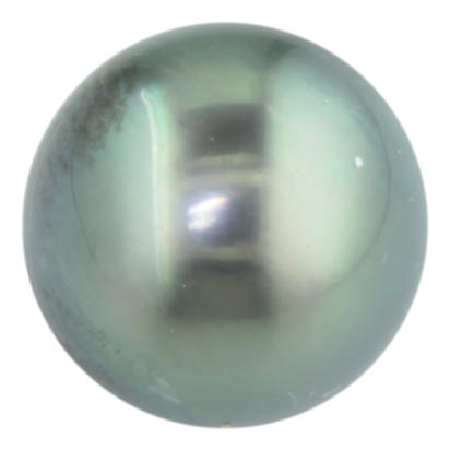 9.5-10mm Round Tahitian Pearl (6.20 ct)