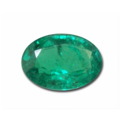 3x3.5 Oval Emerald (0.12 ct)