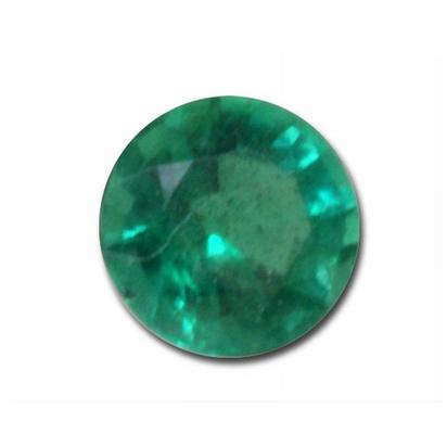 1.5mm Round Emerald (0.02 ct)
