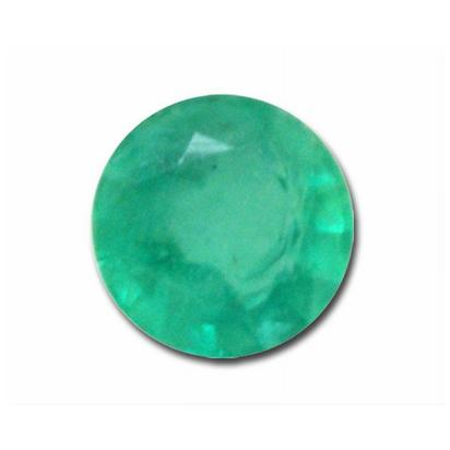 4mm Round Emerald (0.26 ct)