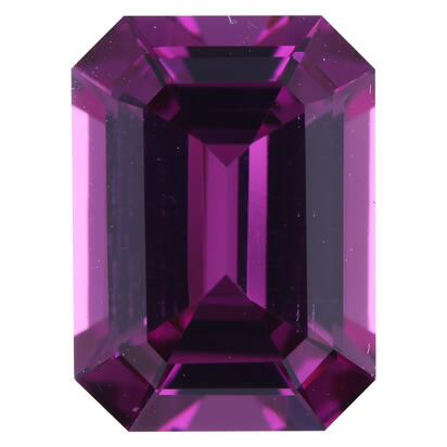 11.47x8.40x5.15 Octagon Purple Garnet (4.47 ct)