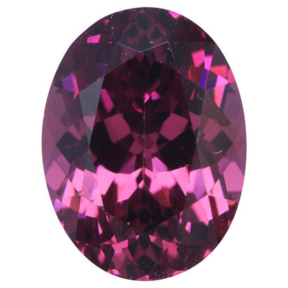 12.7x9.5 Oval Purple Garnet (6.15 ct)