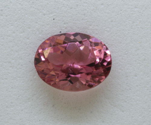 5x7 Oval Pink Tourmaline (0.82 ct)