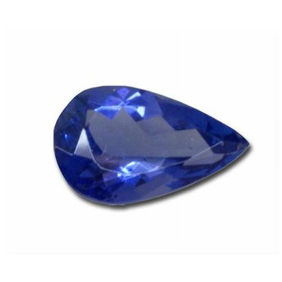 7x5 Pear Tanzanite (0.75 ct)