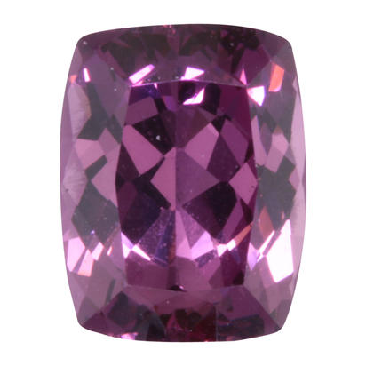 11.82x9.21x6.67 Cushion Purple Garnet (7.08 ct)