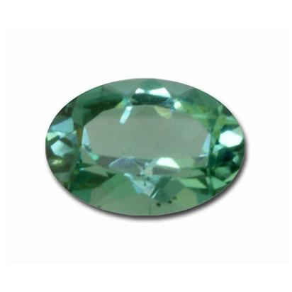 4x6 Oval Mint Green Tourmaline (0.45 ct)