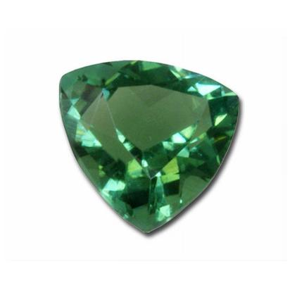 5x5 Trillion Mint Tourmaline (0.54 ct)