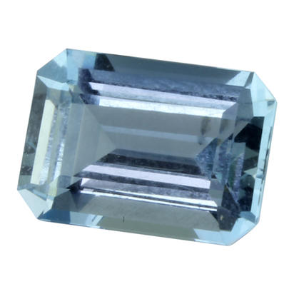 10.4x7.4 Octagon Aquamarine (2.61 ct)