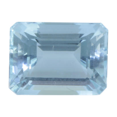 10.43x7.96x5.82 Octagon Aquamarine (3.57 ct)
