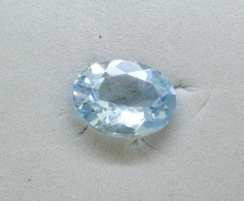 3x5 mm Oval Aquamarine (0.23 ct)