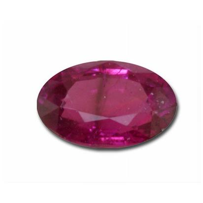 4x6 Oval Ruby (0.60 ct)