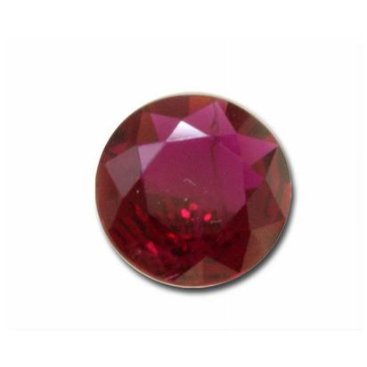 1mm Round Ruby (0.01 ct)