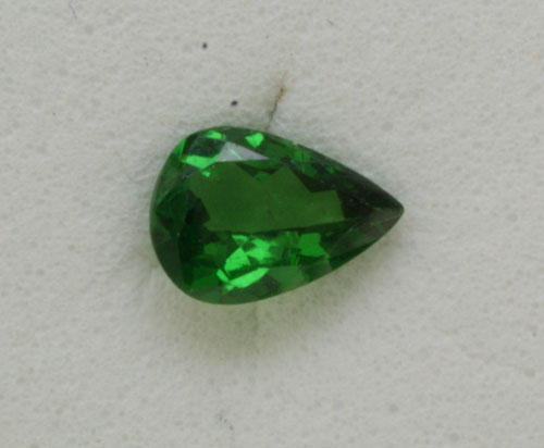 5x3mm Pear Tsavorite 0.20ct (0.20 ct)