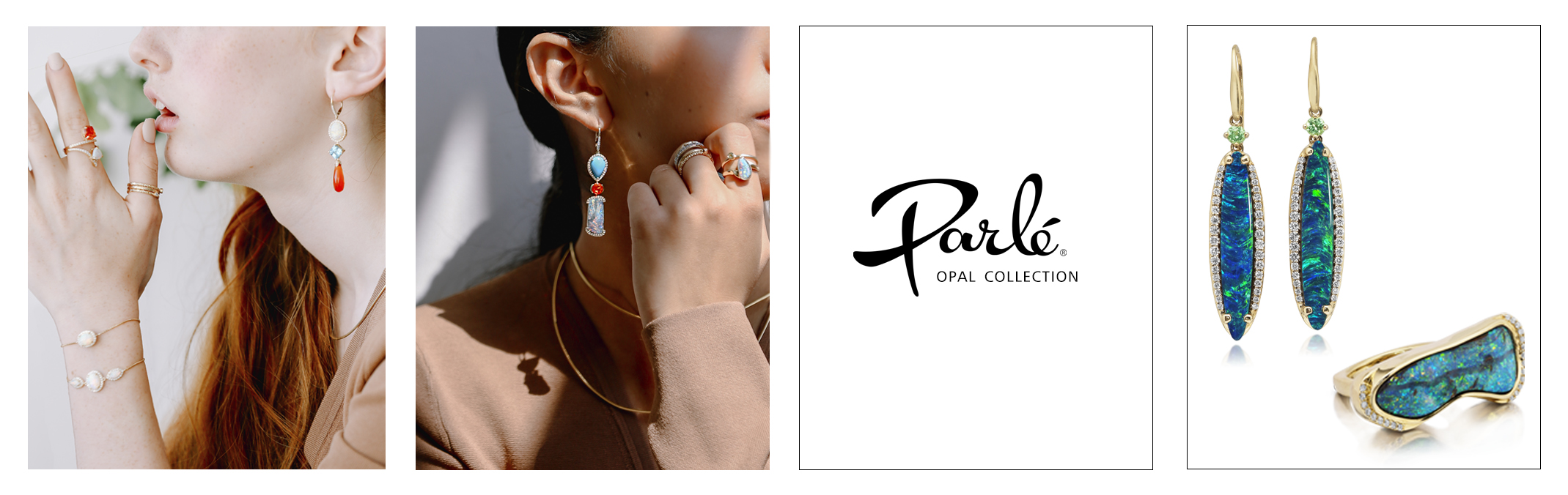 Parle Opal Collection Banner